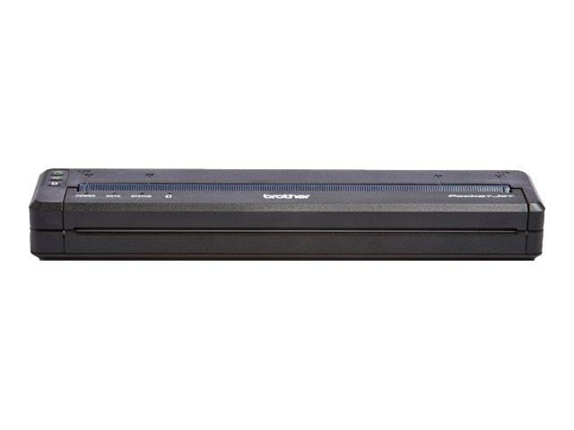 Brother PocketJet PJ-762 – Stampante – in bianco e nero – carta termica – A4 – 203 x 200 dpi – fino a 8 ppm – USB 2.0, Bluetooth 2.1 EDR [ TT187395 ]