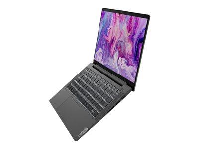 Lenovo IdeaPad 5 14IIL05 81YH – Core i7 1065G7 / 1.3 GHz – Win 10 Home 64 bit – 16 GB RAM – 512 GB SSD NVMe – 14″ IPS 1920 x 1080 (Full HD) – GF MX350 / Iris Plus Graphics – Wi-Fi, Bluetooth – tè blu – tast: italiana [ TT801273 ]