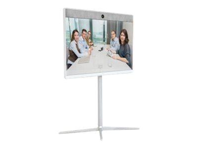 Cisco Spark Room 55 – GPL – Kit per videoconferenza – con Cisco Floor Stand Kit (CS-ROOM55-FSK), 2 x Cisco TelePresence Table Microphone 20 (CTS-MIC-TABL20+) [ TT721517 ]