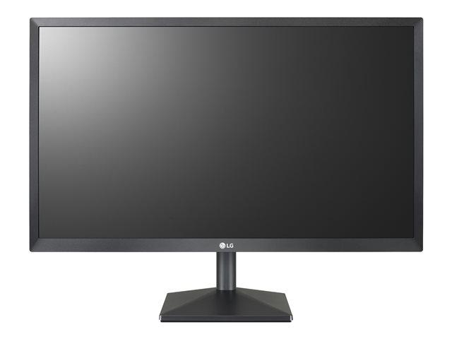LG 22MN430M-B – Monitor a LED con sintonizzatore TV – 22″ (21.5″ visualizzabile) – 1920 x 1080 Full HD (1080p) – IPS – 250 cd/m² – 1000:1 – 5 ms – 2xHDMI, VGA [ TT801616 ]