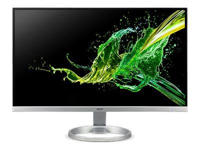 Acer R240Y – Monitor a LED – 23.8″ – 1920 x 1080 Full HD (1080p) – IPS – 250 cd/m² – 1 ms – HDMI, VGA – nero, argento [ TT801197 ]