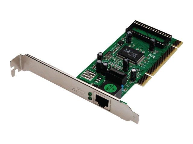 DIGITUS DN-10110 – Adattatore di rete – PCI / 66 MHz – Gigabit Ethernet [ TT718515 ]