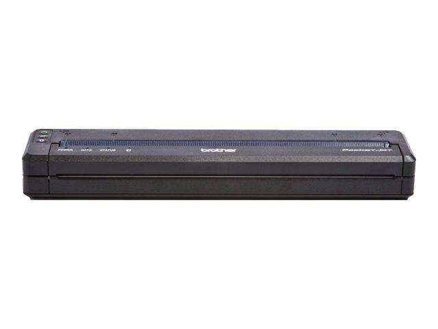 Brother PocketJet PJ-763MFi – Stampante – in bianco e nero – carta termica – A4 – 300 x 300 dpi – fino a 8 ppm – USB 2.0, Bluetooth 2.1 EDR [ TT187398 ]