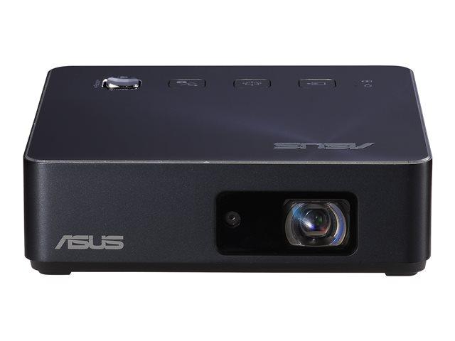 ASUS ZenBeam S2 – Proiettore DLP – RGB LED – 3D – 500 lumen – 1280 x 720 – 16:9 – obiettivi fissi a a focale ridotta [ TT794155 ]