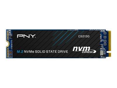 PNY CS2130 – SSD – 500 GB – interno – M.2 2280 – PCI Express 3.0 x4 (NVMe) – 256 bit AES [ TT801780 ]