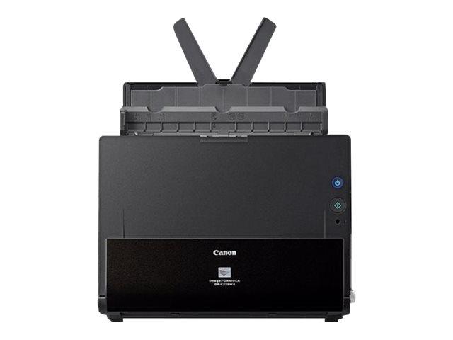 Canon imageFORMULA DR-C225W II – Scanner documenti – Duplex – 600 dpi x 600 dpi – fino a 25 ppm (mono) / fino a 25 ppm (colore) – ADF (Alimentatore automatico documenti) (30 fogli) – fino a 1500 scansioni al giorno – USB 2.0, Wi-Fi(n) [ TT783614 ]