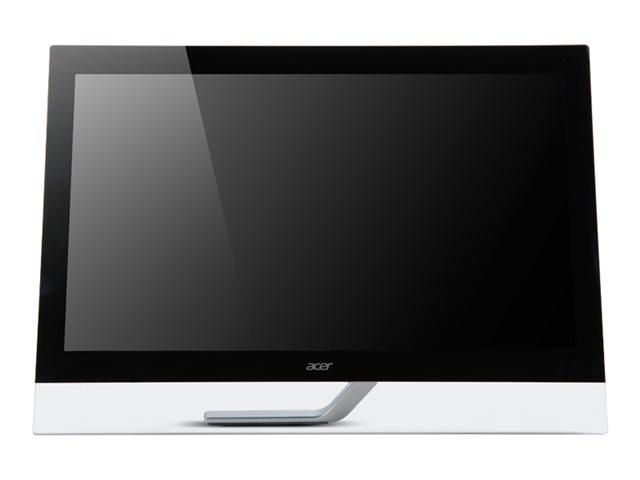Acer T232HLAbmjjz – Monitor a LED – 23″ – touchscreen – 1920 x 1080 Full HD (1080p) – E-IPS – 300 cd/m² – 5 ms – HDMI, VGA, MHL – altoparlanti – nero [ TT163877 ]