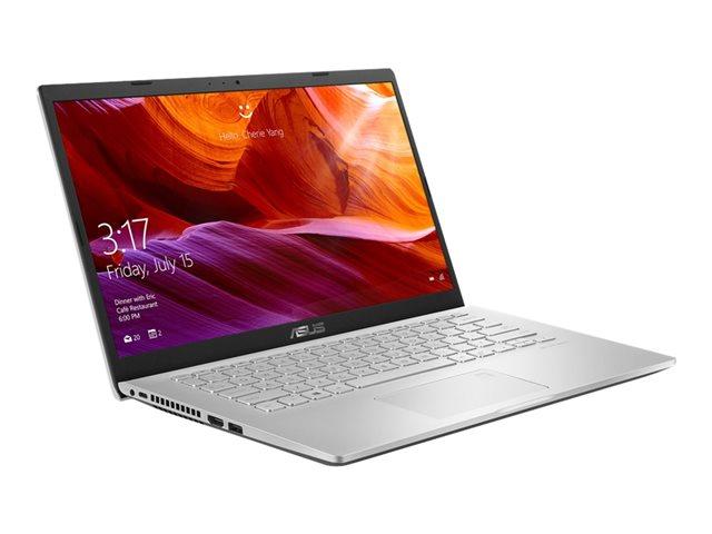ASUS 14 M409DA-EK025T – Ryzen 3 3200U / 2.6 GHz – Win 10 Home 64 bit – 8 GB RAM – 512 GB SSD NVMe – 14″ 1920 x 1080 (Full HD) – Radeon R3 – 802.11ac, Bluetooth – argento trasparente [ TT794363 ]