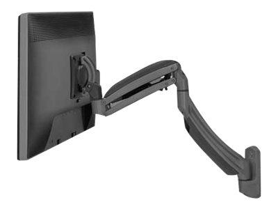 CHIEF Kontour K1W120 – Montaggio a parete per display LCD – Alluminio – nero – dimensione schermo: 10″-30″ [ TT801930 ]