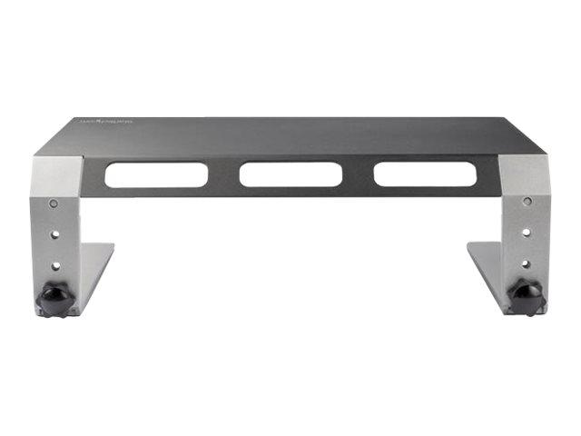 StarTech.com Alzata regolabile in altezza fino a 32″ per Monitor – Supporto Monitor in Acciaio e Alluminio – Supporto per Monitor – Alluminio, acciaio – dimensione schermo: 32″ – desktop [ TT792808 ]