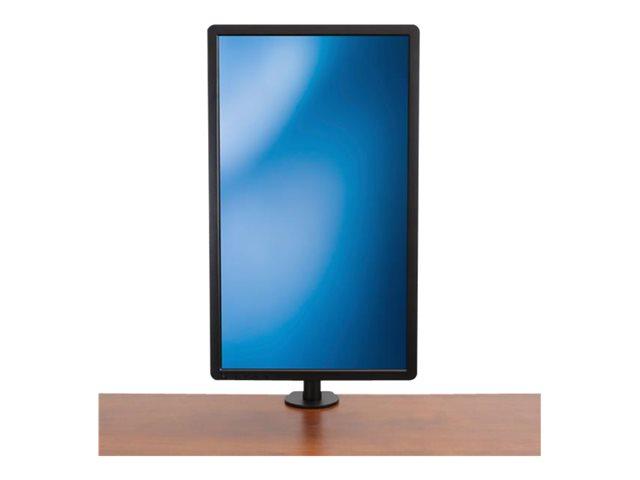 StarTech.com Braccio Articolato per Monitor da Scrivania – Accaio robusto – Supporto VESA fino a 27″ (8Kg) – Braccio regolabile per display LCD – dimensione schermo: 27″ [ TT711295 ]