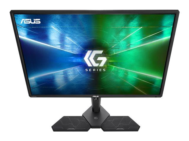 ASUS CG32UQ – Monitor a LED – 31.5″ – 3840 x 2160 4K – VA – 400 cd/m² – 3000:1 – 5 ms – 3xHDMI, DisplayPort – altoparlanti [ TT797749 ]