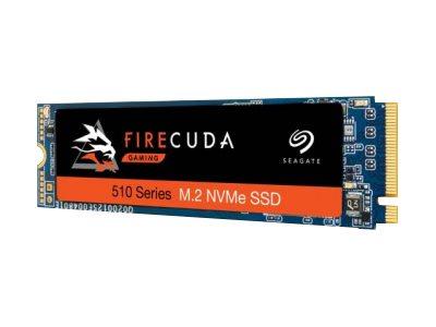 Seagate FireCuda 510 ZP500GM3A001 – SSD – crittografato – 500 GB – interno – M.2 2280 (due lati) – PCI Express 3.0 x4 (NVMe) – TCG Pyrite Encryption [ TT801858 ]