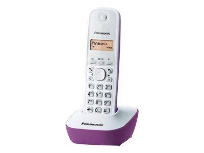 Panasonic KX-TG1611JTF – Telefono cordless con ID chiamante – DECT [ TT227152 ]
