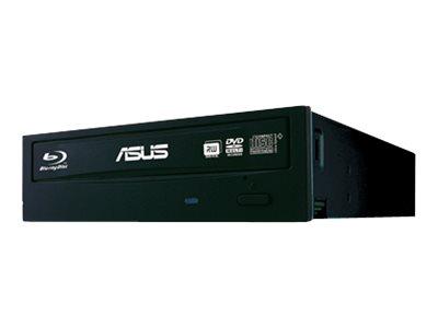 ASUS BC-12D2HT – Unità disco – DVD±RW (±R DL) / DVD-RAM / BD-ROM / BDXL – 12x – Serial ATA – interna – 5.25″ – nero [ TT230145 ]