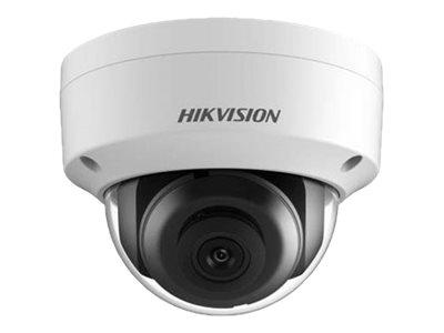 Hikvision EasyIP 3.0 DS-2CD2155FWD-I – Telecamera di sorveglianza connessa in rete – telecamera dome – per esterno – resistente a atti vandalici / impermeabile – colore (Giorno e notte) – 5 MP – 2560 x 1920 – montaggio M12 – focale fisso – LAN 10/100 – MJPEG, H.264, H.265, H.265+, H.264+ – CC 12 V / PoE Classe 3 [ TT797911 ]
