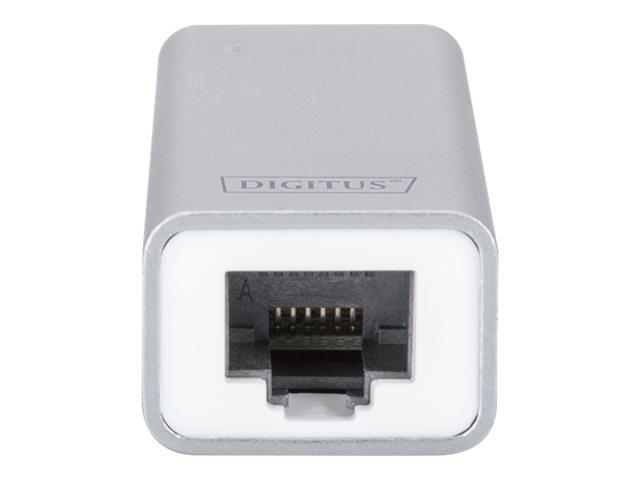 DIGITUS DN-3024 – Adattatore di rete – USB 3.0 – Gigabit Ethernet [ TT736110 ]