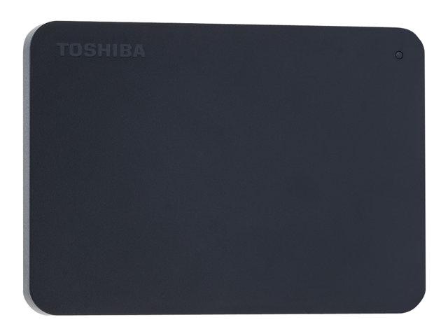 Toshiba Canvio Basics – HDD – 2 TB – esterno (portatile) – USB 3.0 – nero [ TT691491 ]