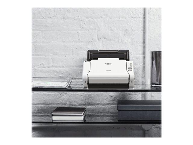 Brother ADS-2200 – Scanner documenti – Duplex – A4 – 600 dpi x 600 dpi – fino a 35 ppm (mono) / fino a 35 ppm (colore) – ADF (Alimentatore automatico documenti) (50 fogli) – USB 2.0, USB 2.0 (Host) [ TT687612 ]