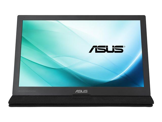 ASUS MB169C+ – Monitor a LED – 15.6″ – portatile – 1920 x 1080 Full HD (1080p) – IPS – 220 cd/m² – 5 ms – USB – nero, argento [ TT163868 ]
