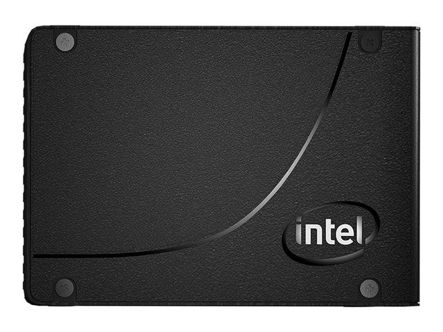 Intel Optane SSD DC P4800X Series – SSD – crittografato – 375 GB – 3D Xpoint (Optane) – interno – 2.5″ – U.2 PCIe 3.0 x4 (NVMe) – 256 bit AES [ TT794866 ]