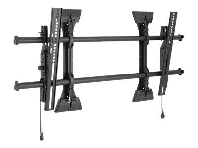 CHIEF FUSION 2.0 – Montaggio a parete per TV LCD / al plasma – acciaio – nero – dimensione schermo: 37″-63″ [ TT711350 ]