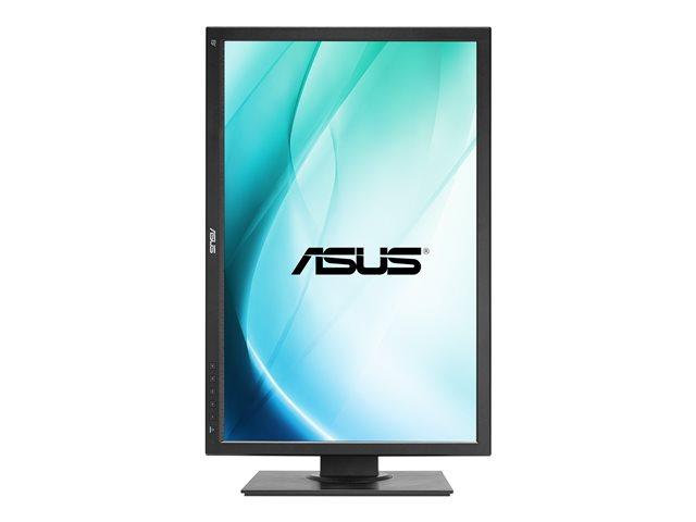 ASUS BE24AQLB – Monitor a LED – 24.1″ – 1920 x 1200 Full HD – IPS – 250 cd/m² – 1000:1 – 5 ms – DVI-D, VGA, DisplayPort – altoparlanti – nero [ TT163912 ]
