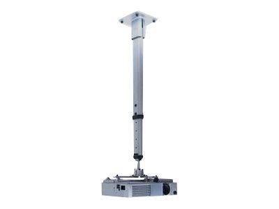 SOPAR SUPRA – Ceiling mount per proiettore – argento opaco [ TT226367 ]