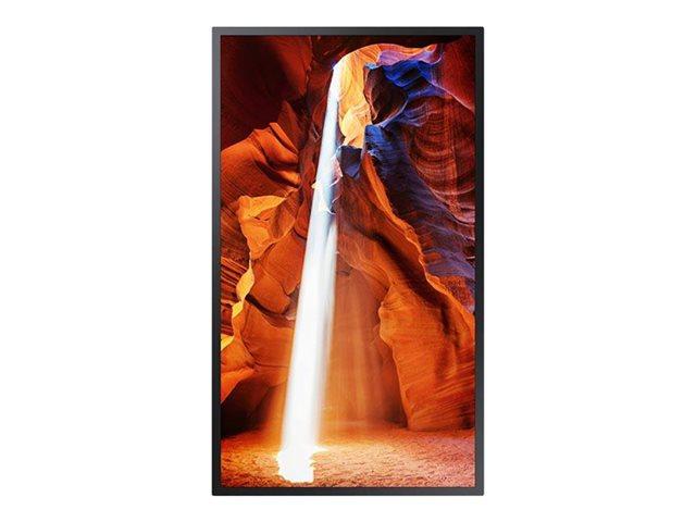 Samsung OM55N – 55″ Classe display LED – segnaletica digitale – Tizen OS 4.0 – 1080p (Full HD) 1920 x 1080 – E-LED Backlight [ TT790749 ]