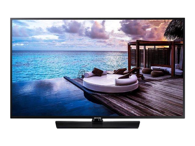 Samsung HG65EJ690UB – 65″ Classe – HJ690U Series display LED – con sintonizzatore TV – hotel / ospitalità – Smart TV – Tizen OS – 4K UHD (2160p) 3840 x 2160 – nero di spagna [ TT723348 ]