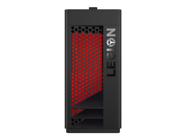 Lenovo Legion T530-28ICB 90L3 – Tower – 1 x Core i5 9400F / 2.9 GHz – RAM 8 GB – SSD 128 GB, HDD 1 TB – masterizzatore DVD – GF GTX 1650 – GigE – WLAN: 802.11ac, Bluetooth 4.1 – Win 10 Home 64 bit -monitor: nessuno – tastiera: italiana [ TT793087 ]