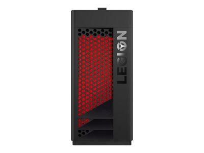 Lenovo Legion T530-28ICB 90JL – Tower – 1 x Core i5 8400 / 2.8 GHz – RAM 8 GB – SSD 128 GB, HDD 1 TB – masterizzatore DVD – GF GTX 1050 Ti – GigE – WLAN: 802.11ac, Bluetooth 4.1 – Win 10 Home 64 bit -monitor: nessuno – tastiera: italiana [ TT794112 ]