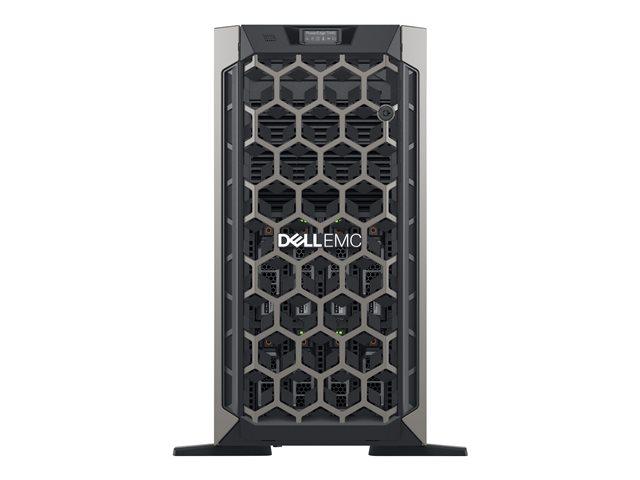 Dell EMC PowerEdge T440 – Server – tower – 5U – a 2 vie – 1 x Xeon Silver 4110 / 2.1 GHz – RAM 16 GB – SAS – hot-swap 2.5″ – HDD 600 GB – masterizzatore DVD – G200eR2 – GigE – senza SO -monitor: nessuno – BTP [ TT692785 ]