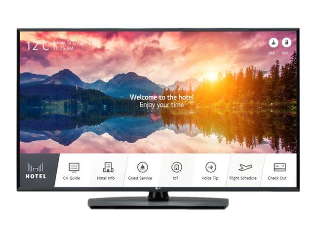 LG 49UT661H0ZA – 49″ Classe UT661H Series TV a LED – hotel / ospitalità – Pro: Centrico con Integrated Pro:Idiom – Smart TV – webOS – 4K UHD (2160p) 3840 x 2160 – HDR – LED a illuminazione diretta [ TT794460 ]