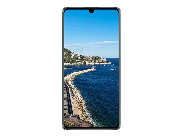 Huawei P30 – Smartphone – dual SIM – 4G LTE – 128 GB – scheda NM – GSM – 6.1″ – 2340 x 1080 pixel – RAM 6 GB (telecamera anteriore 32 MP) – 3 x telecamere posteriori – Android – aurora [ TT797204 ]