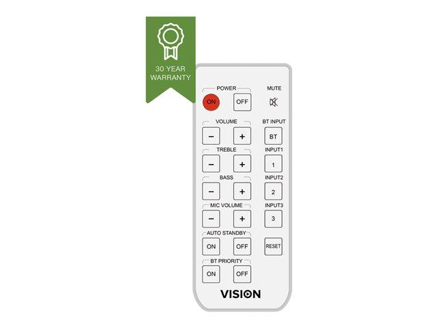 Vision AV-1800 – Telecomando – infrarosso [ TT548521 ]