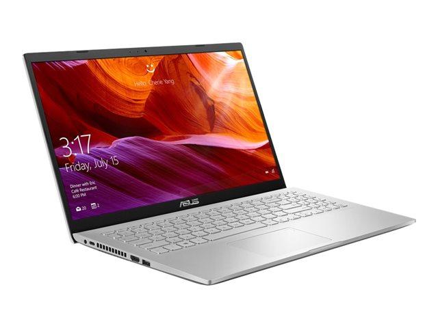 ASUS 15 X509JA-EJ024T – Core i5 1035G1 / 1 GHz – Win 10 Home 64 bit – 8 GB RAM – 512 GB SSD NVMe – 15.6″ 1920 x 1080 (Full HD) – HD Graphics 520 – 802.11ac, Bluetooth – argento trasparente [ TT800919 ]
