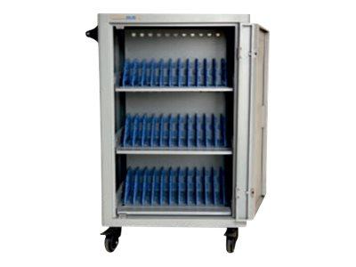 Wacebo Europe TeachBus Six – Carrello carica e gestione per 36 tablet / notebook – bloccabile – plastica ABS, metallo ABS – uscita: 100-240 V c.a. V [ TT792622 ]