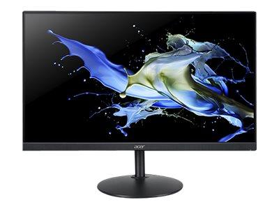Acer CB242Y – Monitor a LED – 23.8″ – 1920 x 1080 Full HD (1080p) – IPS – 250 cd/m² – 1000:1 – 1 ms – HDMI, VGA, DisplayPort – altoparlanti – argento/nero [ TT801196 ]