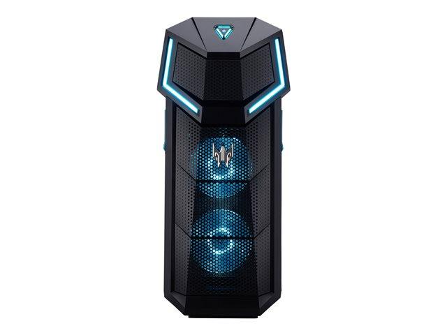 Acer Predator Orion 5000 PO5-610_RGB – Tower – Core i9 9900K / 3.6 GHz – RAM 32 GB – SSD 512 GB, HDD 1 TB – DVD SuperMulti – GF RTX 2080 – GigE – WLAN: 802.11a/b/g/n/ac, Bluetooth 4.2 – Win 10 Home 64 bit -monitor: nessuno [ TT803012 ]