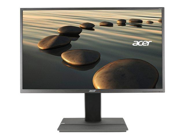 Acer B326HUL – Monitor a LED – 32″ – 2560 x 1440 – A-MVA – 300 cd/m² – 6 ms – HDMI, DVI, DisplayPort – altoparlanti – grigio scuro [ TT553587 ]