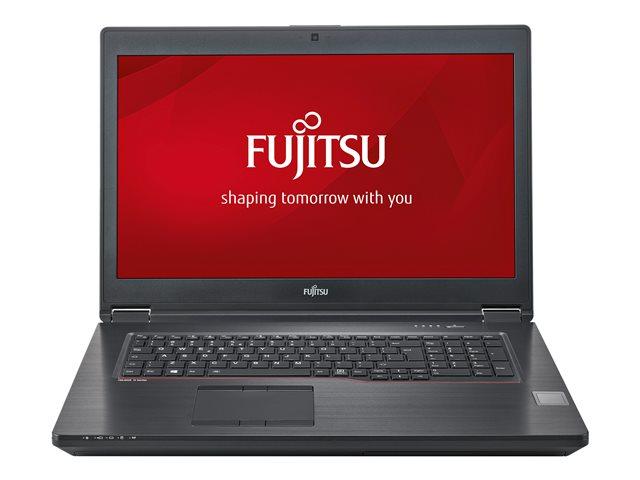 Fujitsu CELSIUS Mobile H980 – Core i7 8850H / 2.6 GHz – Win 10 Pro Edizione a 64 bit – 32 GB RAM – 512 GB SSD NVMe, EraseDisk – 17.3″ IPS 1920 x 1080 (Full HD) – Quadro P3200 / UHD Graphics 630 – Wi-Fi, Bluetooth [ TT716148 ]