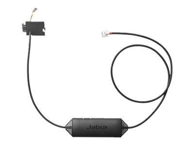 Jabra Link 14201-44 – Adattatore auricolare – 90 cm – per NEC DT330 12D, DT330 32D, DT730 12CG, DT730 12D, DT730 12DG, DT730 24D, DT730 32D, DT830 [ TT417471 ]