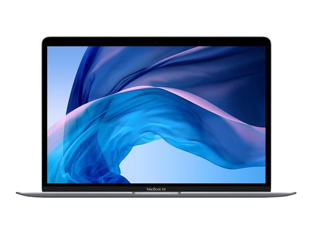 Apple MacBook Air with Retina display – Core i3 1.1 GHz – macOS Catalina 10.15 – 8 GB RAM – 256 GB SSD – 13.3″ IPS 2560 x 1600 (WQXGA) – Iris Plus Graphics – Wi-Fi, Bluetooth – grigio spazio – tast: italiana [ TT799817 ]