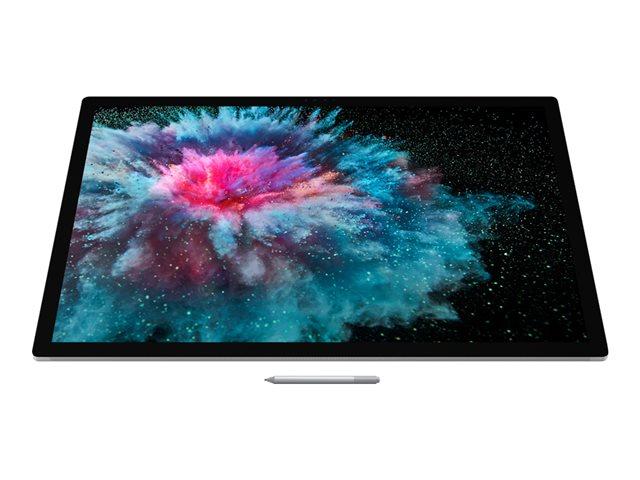 Microsoft Surface Studio 2 – All-in-one – 1 x Core i7 7820HQ / 2.9 GHz – RAM 16 GB – SSD 1 TB – NVMe – GF GTX 1060 – GigE – WLAN: Bluetooth 4.0, 802.11a/b/g/n/ac – Win 10 Pro -monitor: LCD 28″ 4500 x 3000 touchscreen – tastiera: Italiano – commerciale [ TT788582 ]