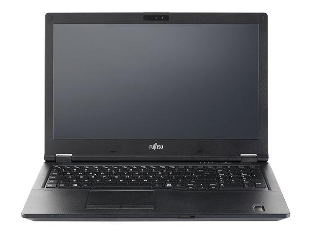 Fujitsu LIFEBOOK E459 – Core i7 8550U / 1.8 GHz – Win 10 Pro Edizione a 64 bit – 16 GB RAM – 512 GB SSD SED, NVMe, EraseDisk – 15.6″ IPS 1920 x 1080 (Full HD) – UHD Graphics 620 – Wi-Fi, Bluetooth – nero [ TT792942 ]