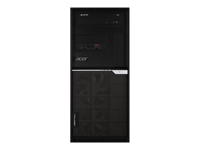 Acer Veriton K8 VK8-660G – Tower – 1 x Core i7 9700K / 3.6 GHz – RAM 16 GB – SSD 512 GB – DVD SuperMulti – UHD Graphics 630 – GigE – Win 10 Pro Edizione a 64 bit -monitor: nessuno – tastiera: USA [ TT804003 ]