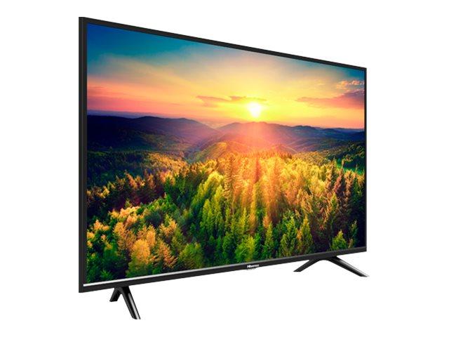 Hisense H32B5120 – 32″ Classe TV a LED – 720p 1366 x 768 – D-LED Backlight – nero [ TT794444 ]
