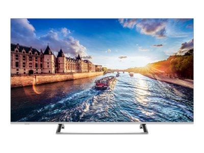 Hisense H55B7520 – 55″ Classe B75 Series TV a LED – Smart TV – VIDAA – 4K UHD (2160p) 3840 x 2160 – HDR – D-LED Backlight – nero, argento [ TT792910 ]