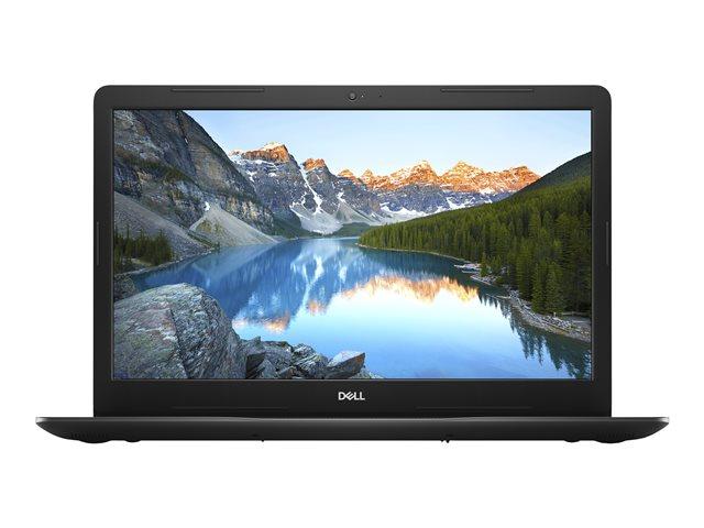 Dell Inspiron 3793 – Core i5 1035G1 / 1 GHz – Win 10 Home 64 bit – 8 GB RAM – 512 GB SSD NVMe – masterizzatore DVD – 17.3″ 1920 x 1080 (Full HD) – UHD Graphics – Wi-Fi, Bluetooth – nero – BTS – con 1 Year Dell Collect and Return Service [ TT799928 ]